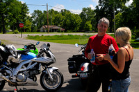 Ride to Mammoth Caves - July, 2010